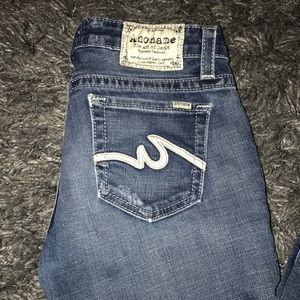 Anoname Paris skinny jeans a 27